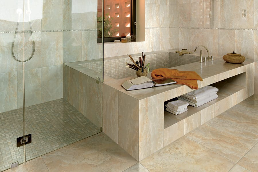 Large Format Tiles – How to Use Them Wisely