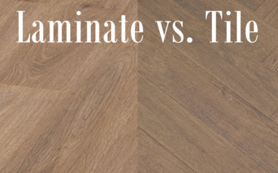 Laminate Flooring vs Floor Tiles