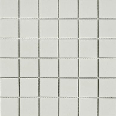 iTILE Rustic Mosaic Tile White