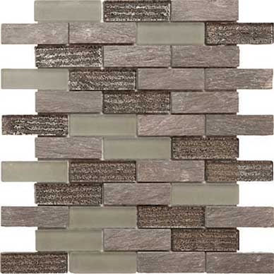 iTILE Rustic Mosaic Tiles
