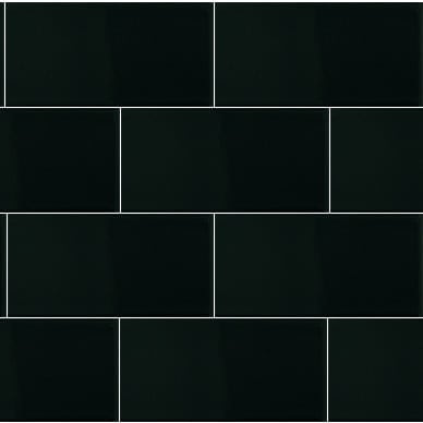 iTILE Subway Tiles Black