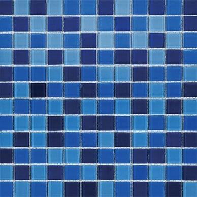 iTILE Mixed Mosaic Tile Blue