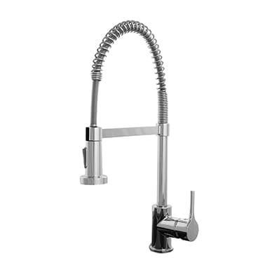 iTILE Kitchen Sink Mixer Spiral Tap