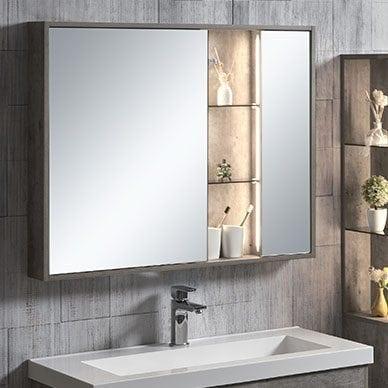 iTILE Bath Vanity Cabinets