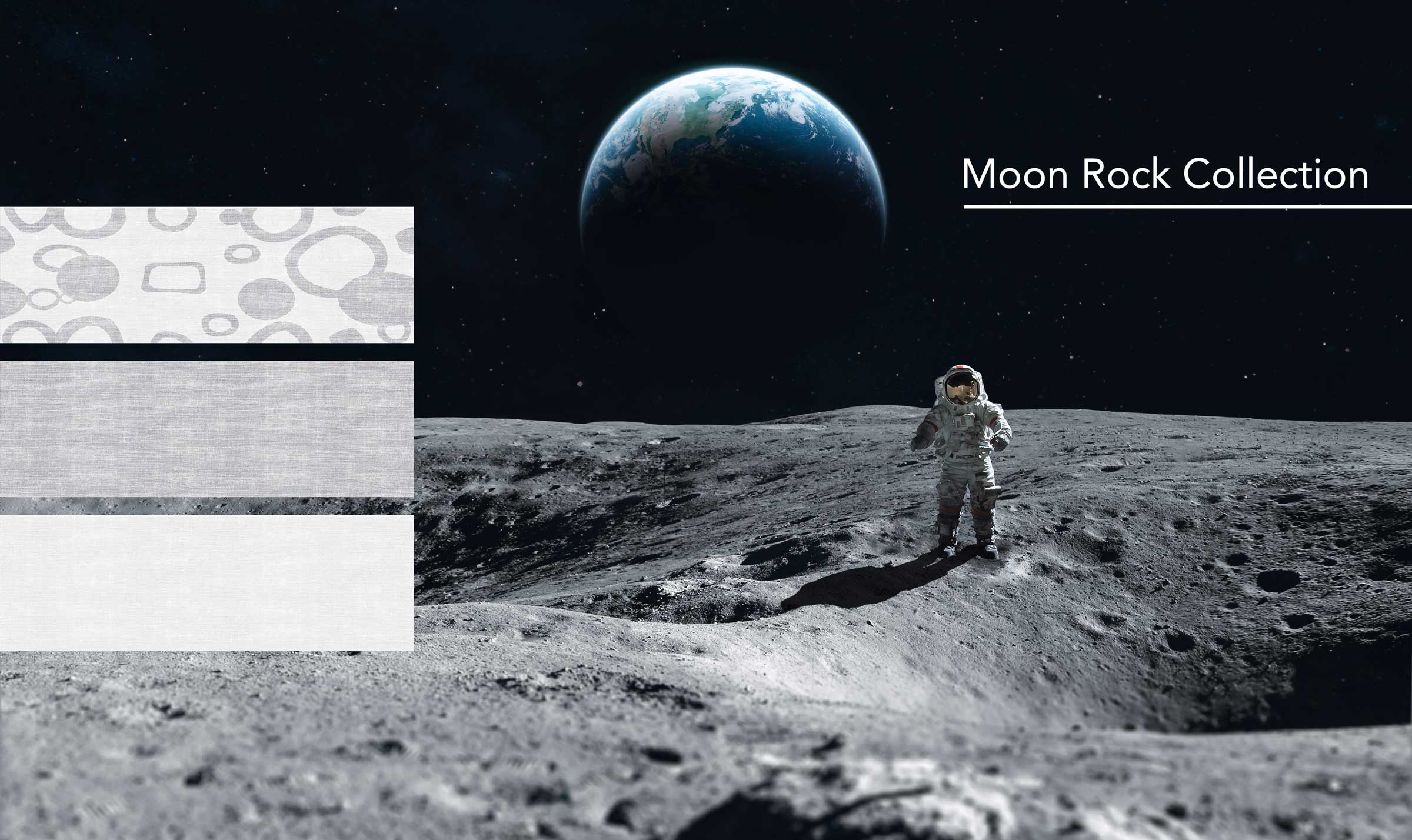 Tiles Moon Rock